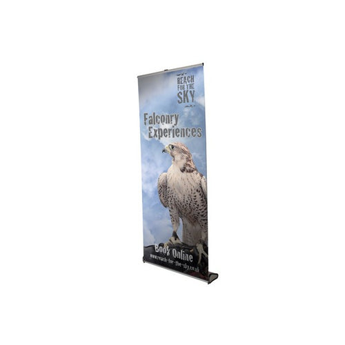 Roll-up banner Freedom 85x205