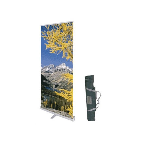Roll-up banner in promozione