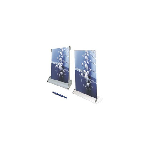 Roll-up banner Mini A4