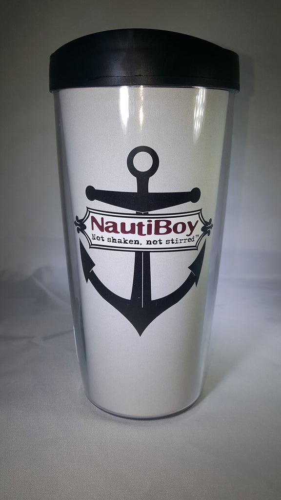 NEW! NautiBoy Travel Tumbler made in the USA