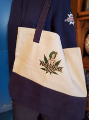 HerbGirl420 Canvas Tote Bag