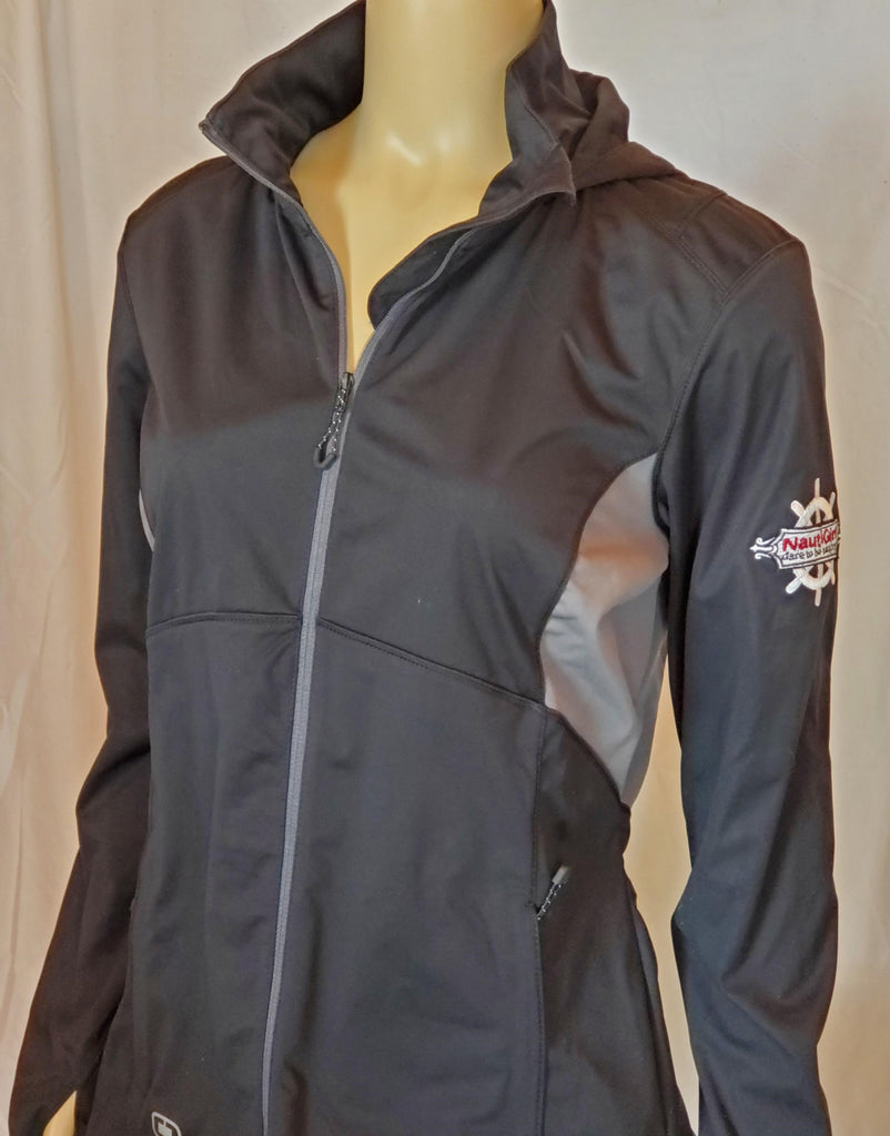 NEW! NautiGirl Lightweight running or walking Jacket