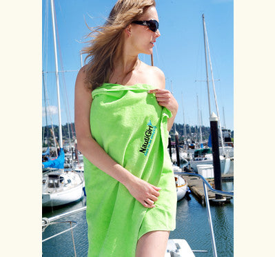 NautiGirl Beach Towels