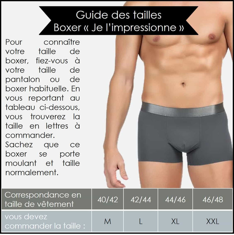 guide-tailles-boxer-gris-foncé-paris hollywood-make-me-melt-paris