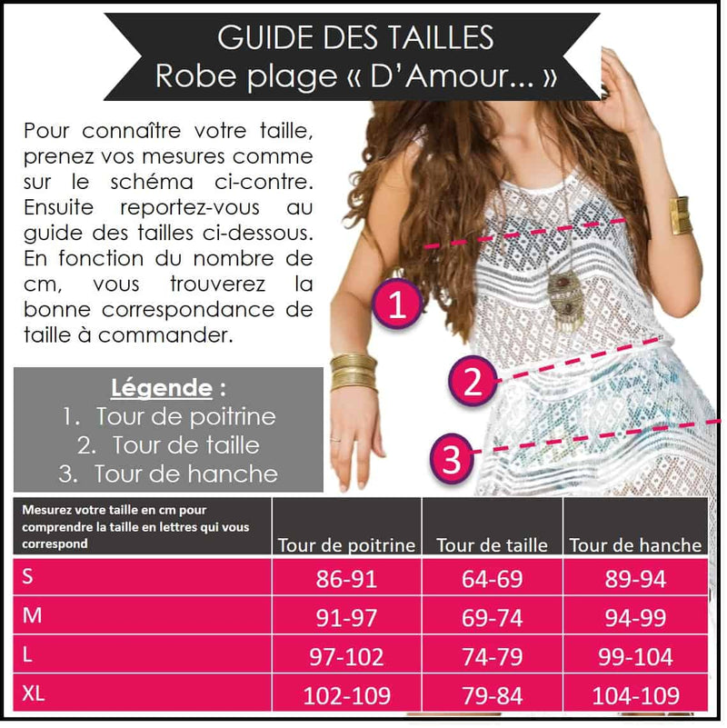 guide-tailles-robe-sexy-plage-Style 7794-Mapalé-make-me-melt-paris