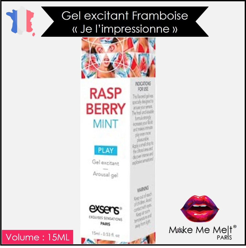 soin-intime-gel-excitant-framboise-raspberry mint-play-exsens-produit-vue-zoom-make-me-melt-paris