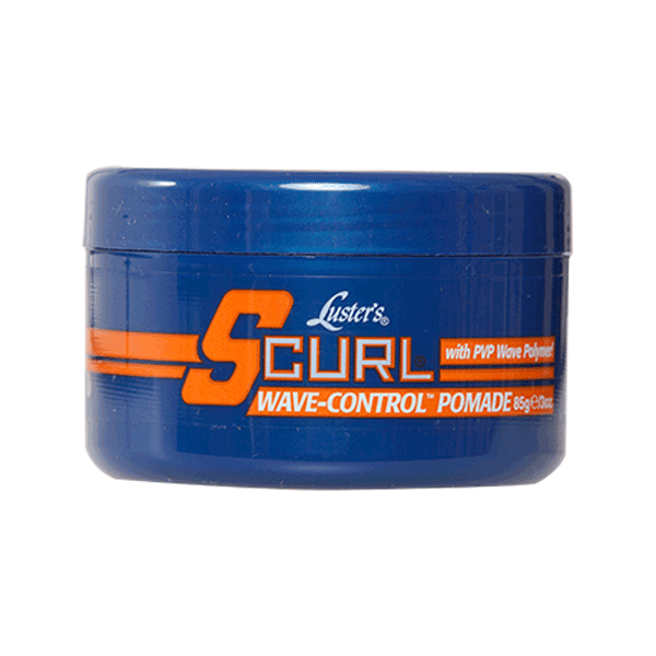 Luster's S-Curl Wave-Control Pomade 3oz