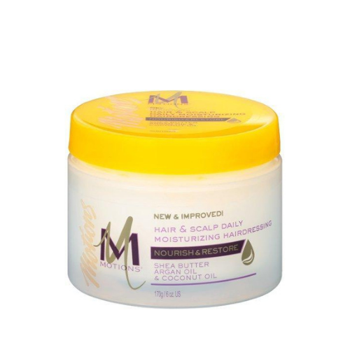 Motions Hair & Scalp Daily Moisturising Hairdressing 6oz
