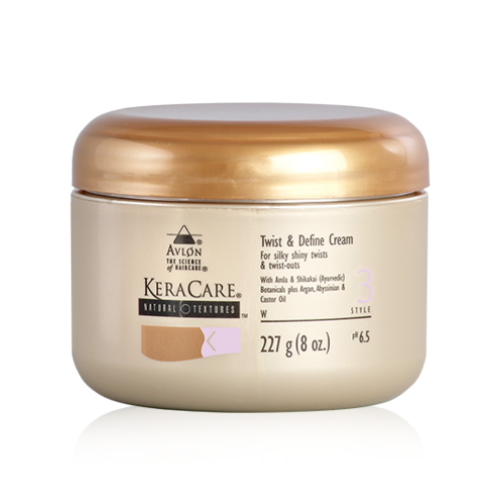 KeraCare Twist & Define Cream 8oz