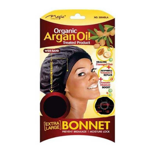 Magic Collection Extra Large Bonnet - Organic Argan Oil Treated