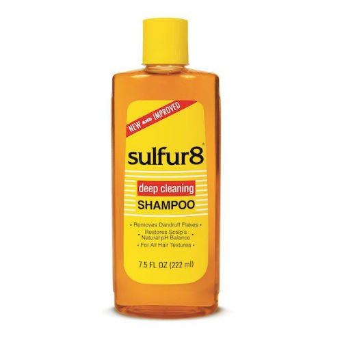 Sulfur 8 Deep Cleaning Shampoo 7.5oz