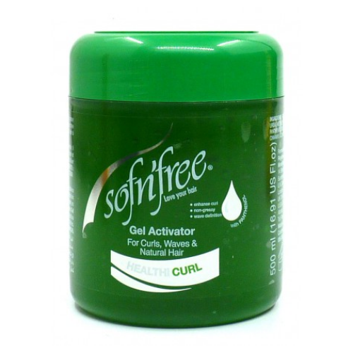 Sof N Free Gel Activator 500ml