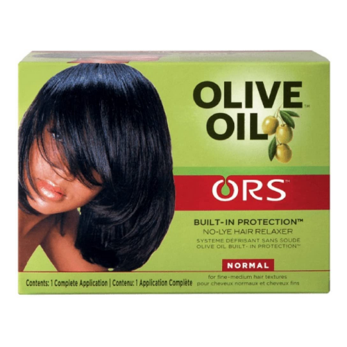 ORS Olive Oil No-Lye Hair Relaxer - Normal