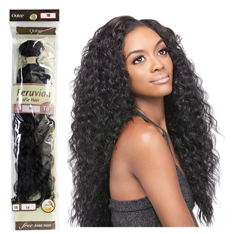 Outre Batik Peruvian Bundle Hair