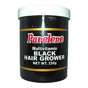 Purelene Multivitamin Black Hair Grower 226g