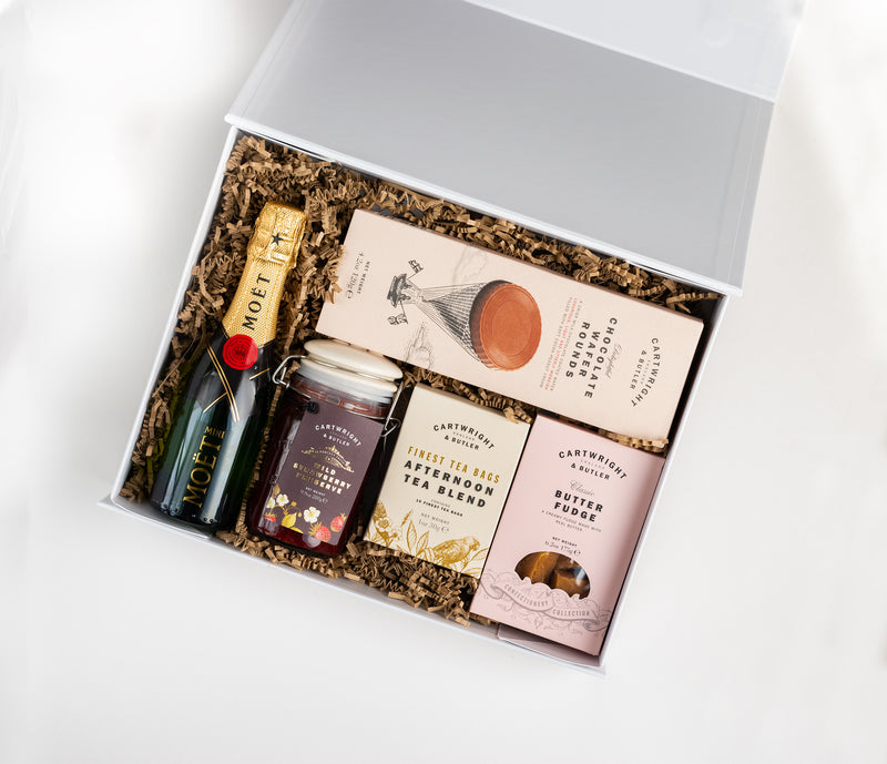 The Bridgerton Afternoon Tea Box