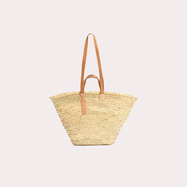 The Dual  - French Market Tote