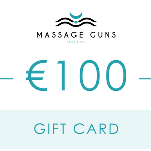 Massage Guns Ireland Gift Card