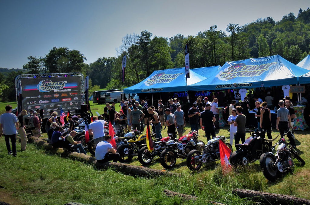 Sultans of Sprint at 2019 Glemseck 101