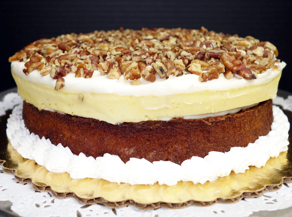 "8"" Carrot Cake Cheesecake"