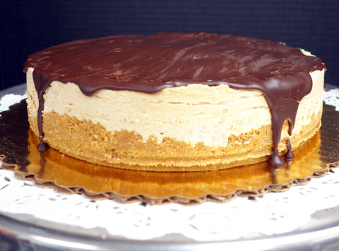 "8"" Peanut Butter Pie"