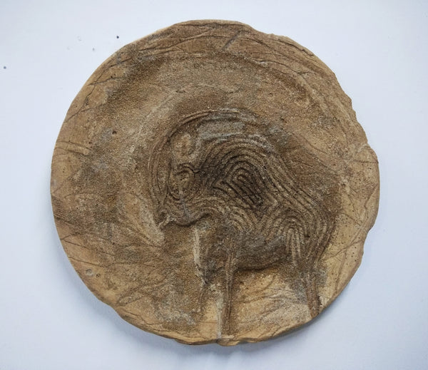 Ceramic Plate, Prehistorical