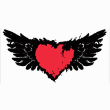 Load image into Gallery viewer, Heart Has Wings