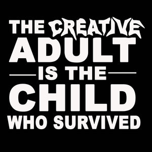 The Creative Adult
