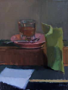 Study for Still Life with Loose Tea