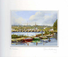 Load image into Gallery viewer, Boats at Anchor, Killaloe