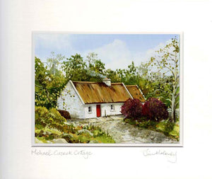 Michael Cusack Cottage