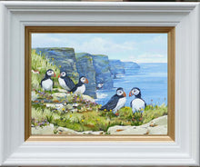 Load image into Gallery viewer, Puffins