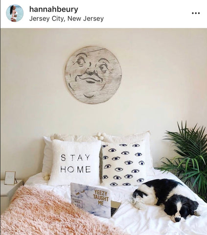 instagram screenshot jade myers blog post home decor