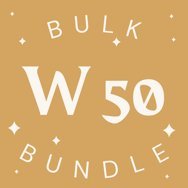Womenswear 50 Item Bulk Bundle