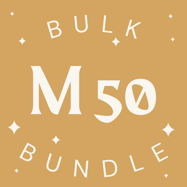 Menswear 50 Item Bulk Bundle