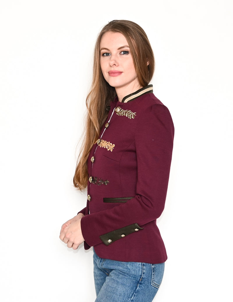THE EXTREME COLLECTION Renata Military Blazer