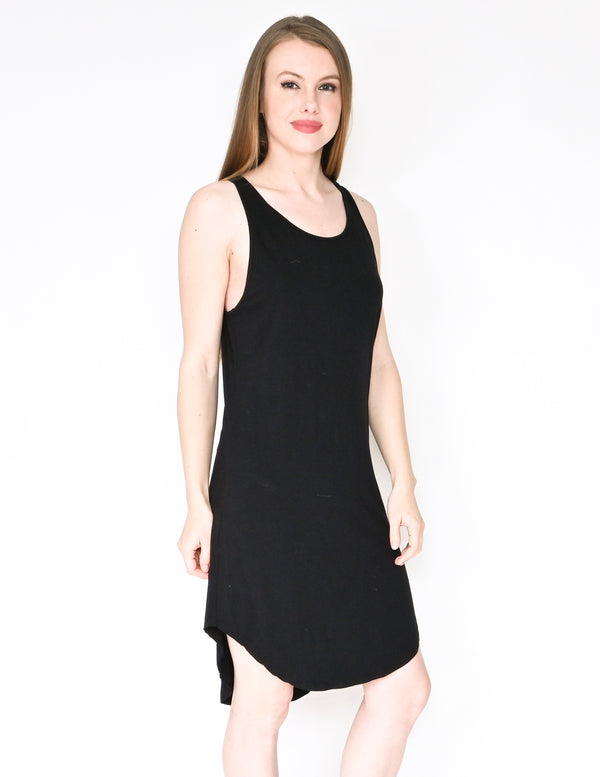 FEEL THE PIECE By Terre Jacobs Black Tank Dress (Size M/L)