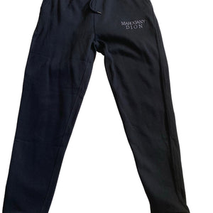 Mahogany Dion Sweatpants