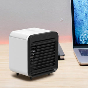 Rechargeable Water-Cooled Portable Air Conditioner