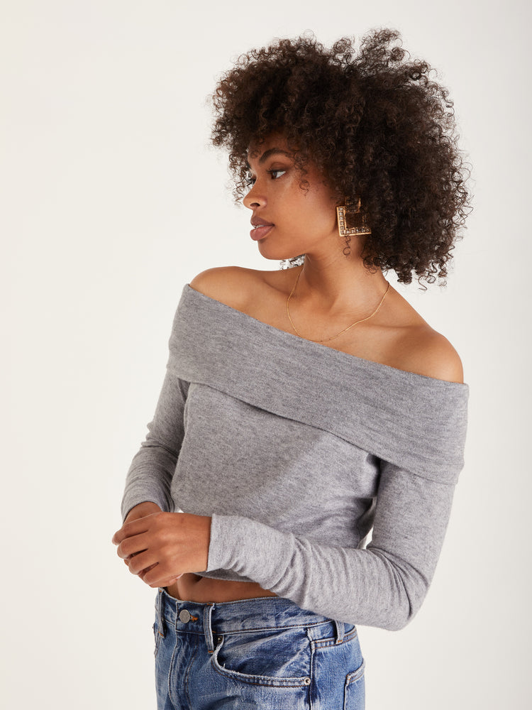 Melissa Sweater Top