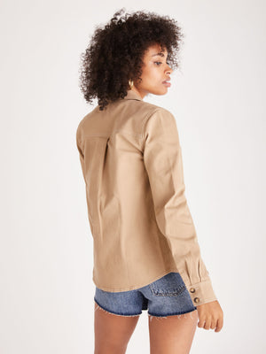 Load image into Gallery viewer, Khrystine Belted Jacket