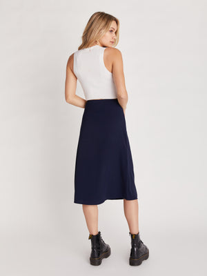 Load image into Gallery viewer, Delilah Midi Skirt