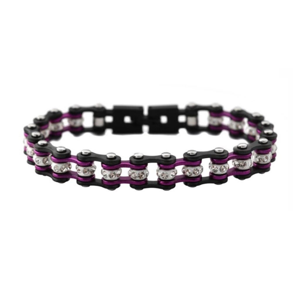 Womens Mini Chain Bracelets (Multiple Colors Available)