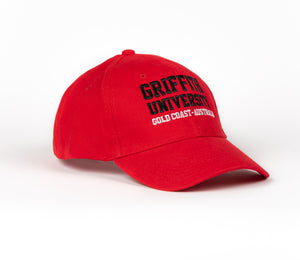 Griffith embroidered cap