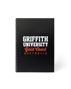 A4 Griffith notebook