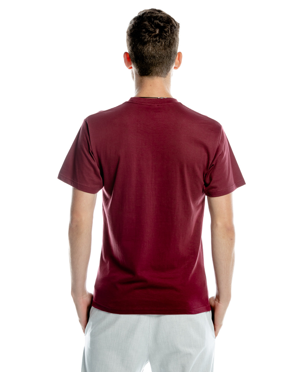 Men's Griffith crew neck tee