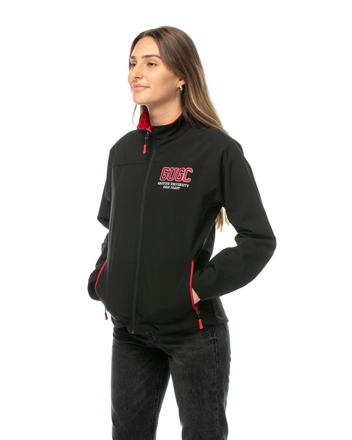 Women's Griffith softshell jacket