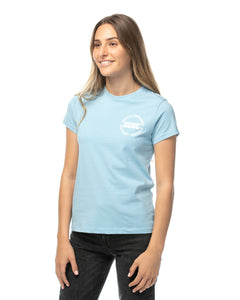 Women's fitted Griffith t-shirt