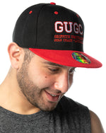 Load image into Gallery viewer, Griffith embroidered snap back cap