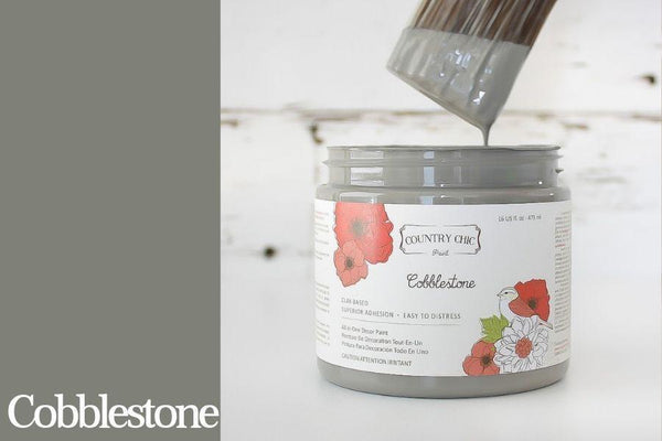 Cobblestone - All-In-One Chalk-Style Paint - 4oz. - 16oz. - 32oz.